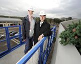 Inspire Bradford topping out ceremony